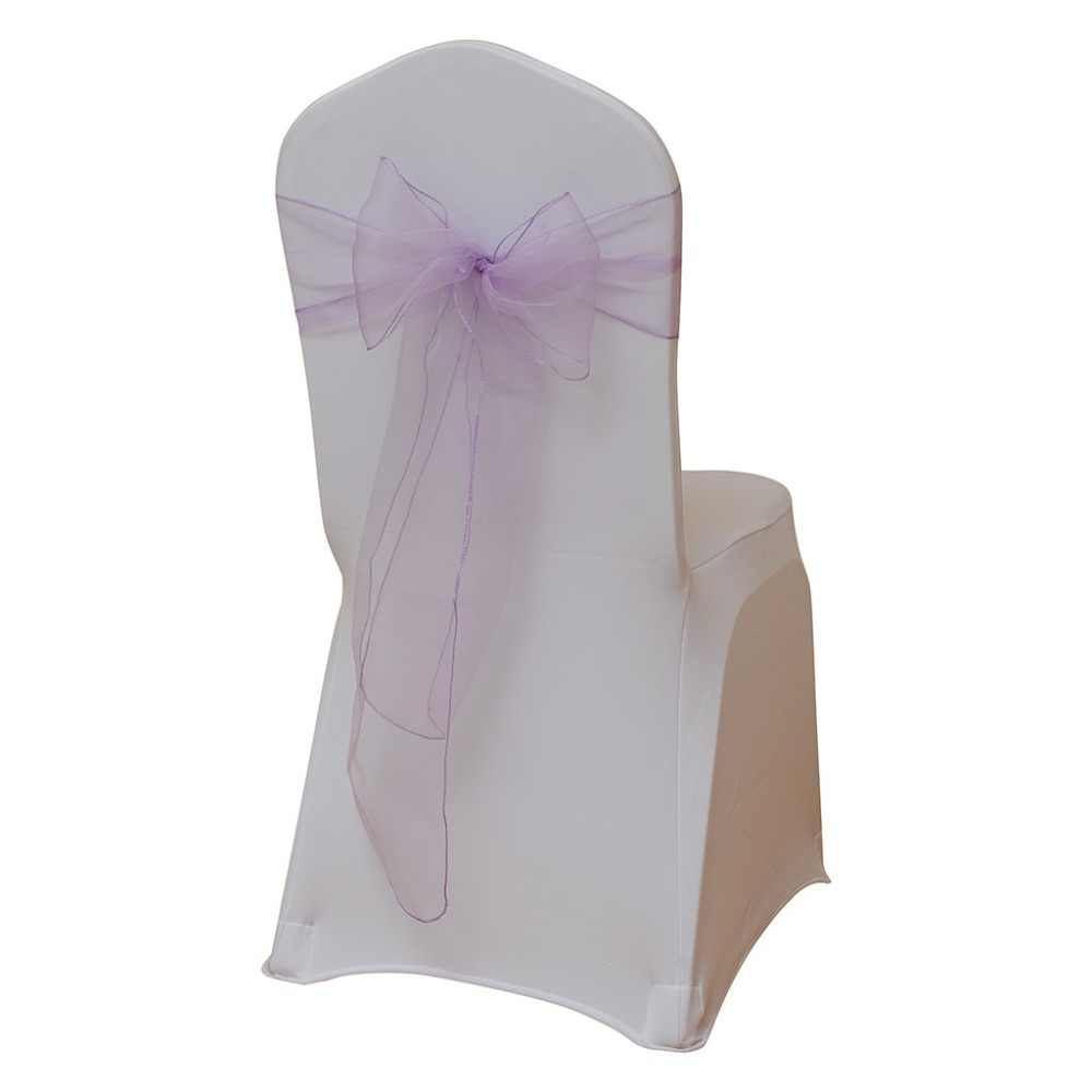 Новый свадебный Декор цветок 1 шт. гостиничный банкет сплошной цвет фигурка скамейки Задняя лента Чехлы для свадебной вечеринки украшение ** D