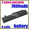 Jigu 9 células de bateria para asus eee pc 1001ha 1005 p 1001px 1001pq 1005 1005ha al31-1005 al32-1005 ml32-1005 pl32-1005