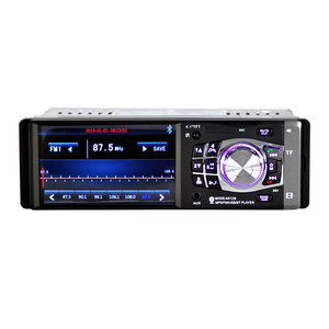 Image 3 - 4012B 1Din 12V 4.1inch Radio Tuner BT  MP4/MP5 Vehicle player Vehicle MP5 multifunctional player BT MP3 player