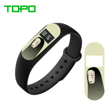 Colorful Protector Film for Xiaomi Mi Band 2 Scratch-proof Screen Protector Film for Xiaomi Mi Band 2 Smart Wristband Bracelet