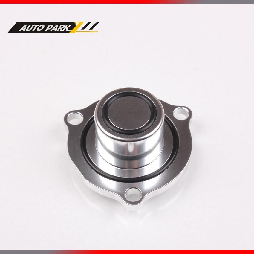 New design auto aluminum turbo blanking plate vauxhall astra VXR bung  plate 0b1cf37dcec