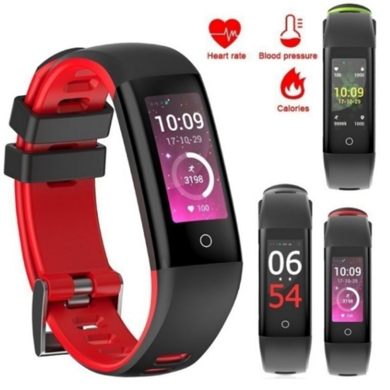 G16 Color Sports Screen Intelligent Wristband Multi-Function Health Monitoring Call Reminder Smart Black Watch Fitness Equipment