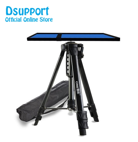 High Quality Universal Portable Free Lifting Aluminum Projector Tripod Stand With Tray PB1230