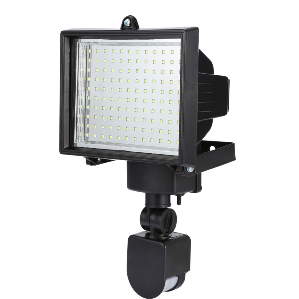 120 LED Solar Light Garden Emergency Light Infrared Sensor ...