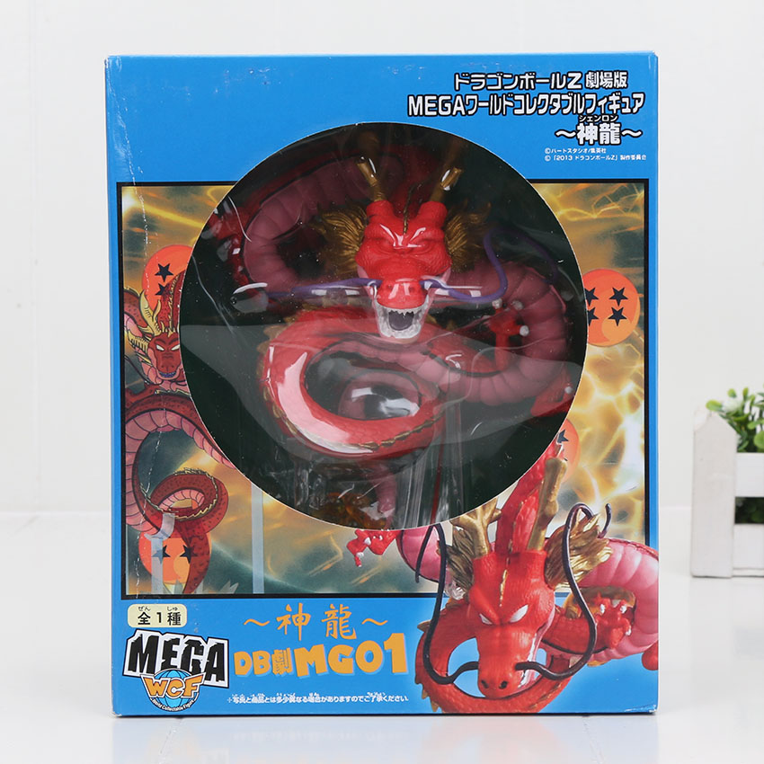 red shenron with box