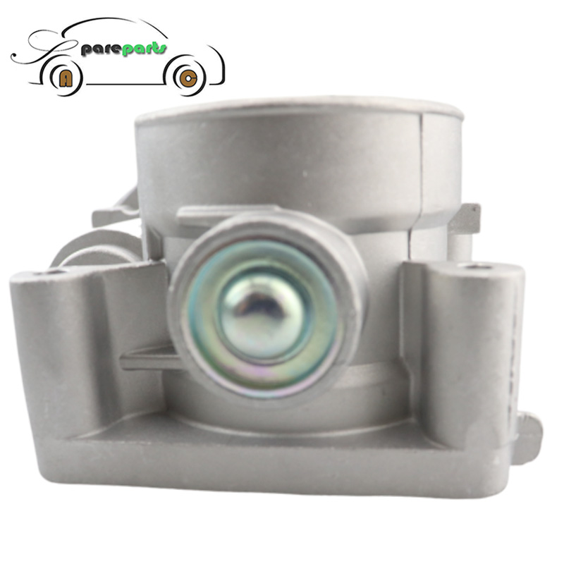 LETSBUY 55MM Boresize New Throttle Body Fit For FORD C MAX FIESTA FOCUS MONDEO OEM VP4M5U9E927DC 1556736 4M5GED VP2S6U 9E928 BA in Throttle Body from Automobiles Motorcycles