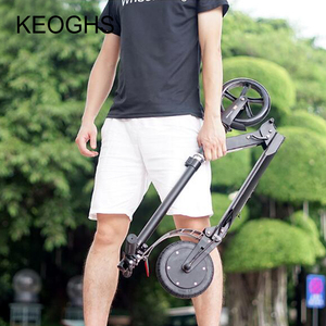 Image 5 - Somatosensory electric powered electric scooter adult foldable mini PU2 wheels scooter lithium electric drive Aluminum alloy