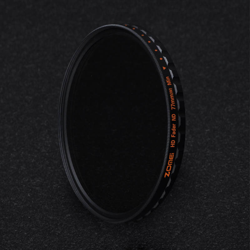 Zomei 52/58/67/72/77/82 HD-Fader ND-Filter 9f-Stop Einstellbare - Kamera und Foto