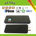 Ipush HDMI Wi-Fi media player 1080 P tv stick dlna airplay wifi дисплей приемник ключа адаптер для телевизора, оптовая Бесплатная Доставка