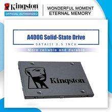 Kingston SSD Sata III 120/240/480GB, 2,5 polegadas, disco rígido interno sólido para notebook e computador