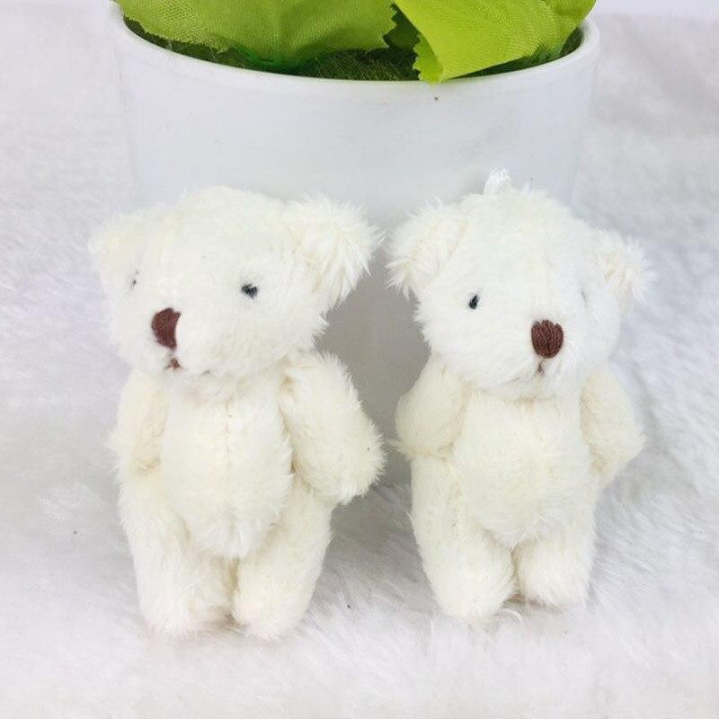 Mini Joint Bear Stuffed Plush Toys  1