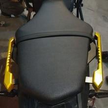 Motorcycle Rear Passenger Hand bar Handle Grab Bar Armrest Handrail Rail Banisters  FZ09 MT09 2014 2015 2016