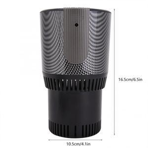 Image 2 - Smart frige chaude et froide congélation chauffage maison frige chaude porte boissons boisson bureau boisson refroidisseur