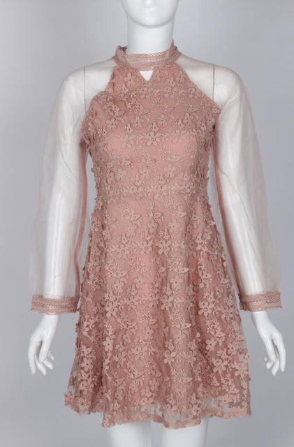 mini dress sexy party club beach dress casual    vestido curto lace dress floral sobretudo feminino summer 2018