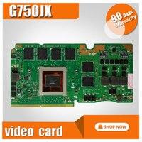 For Asus ROG G750Y47JX BL Laptop Card G750J G750JX N14E GS A1 GeForce GTX 770M 3GB