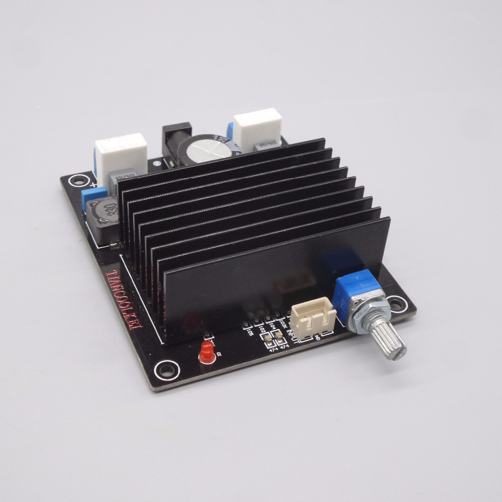 Diy Finished Ac220v 120 120w Gold Seal Tube Mje15024 Mje15025 Hifi 2x100w Class D Amplifier Circuit Hip4081a 200w Power Excellent Quality Tda7498 100w Board High Hot Sale