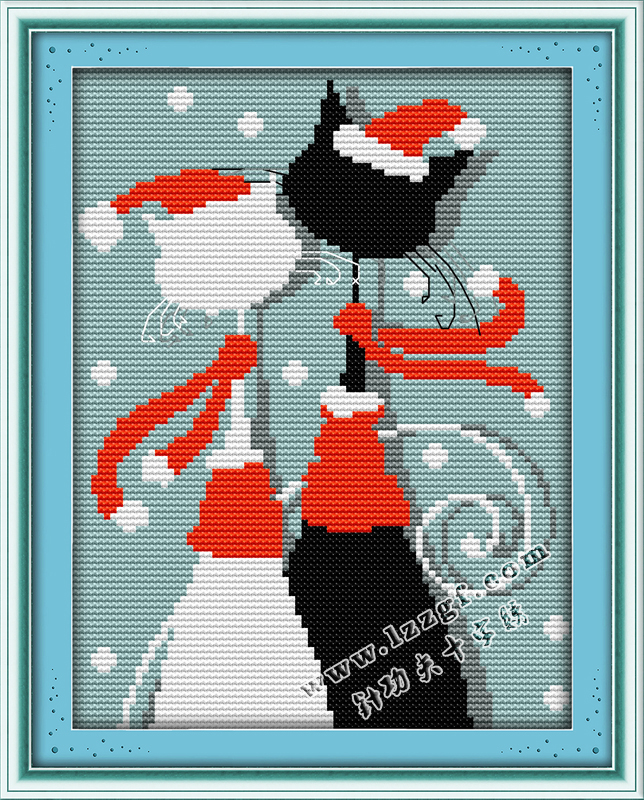 Merry Christmas Gifts Cross Stitch Printed Cross Stitch Needlework Patterns Word Decor Cross Stitch Dmc Thread
