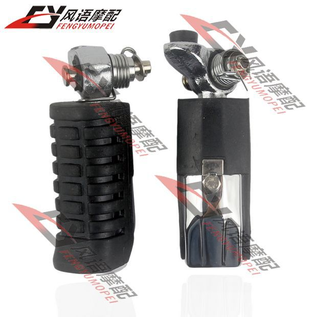 For Honda CA250 Motorcycle Modified front FootRests footrest Foot pedal Foot Pegs