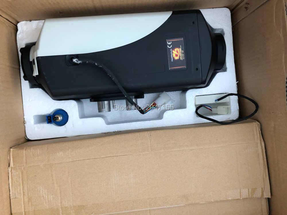 (شحن مجاني بواسطة DHL)-5 كيلوواط 24 فولت مُسخّن هواء لقوارب الحافلات فان RV شاحنة-إلى Eberspacher D4 ، snuger ، Webasto مدفأة الديزل