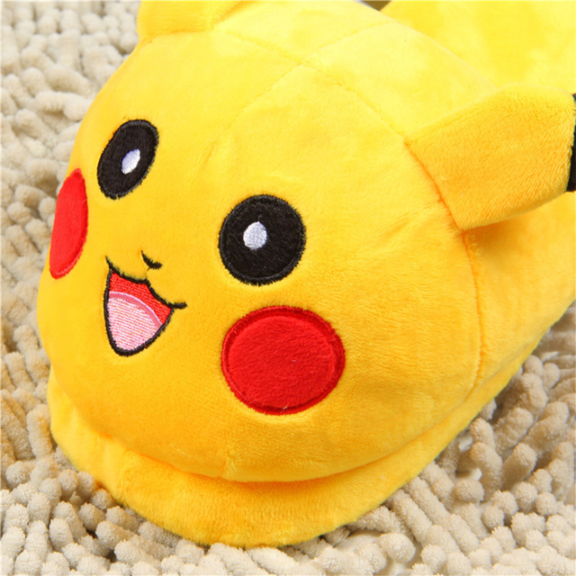 Anime Cartoon Pokemon Slippers Lovers