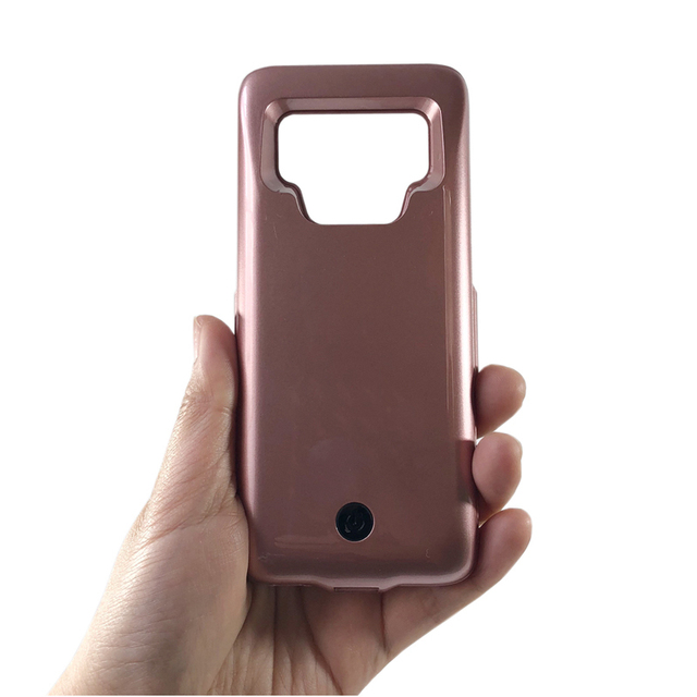 new product 6f71b 975f8 US $23.49 6% OFF|Luxury 7000mAh Power Bank Battery Backup Case for Samsung  Galaxy S9 / S9+ / S8 / S8+ / A8 2018 / A8 Plus External Chargin-in Battery  ...