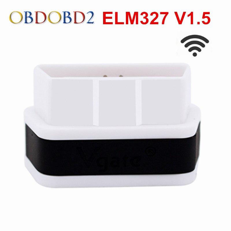 Prix pour Vgate iCar2 Wifi Elm327 Wifi Lecteur de Code Scanner Support Tous OBDII Protocole iCar 2 OBD2 Interface De Diagnostic Pour iOS/Android/PC