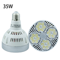 High Power PAR30 35W LED Spotlight Lamps E27 Base led Down lights Bulb Replace 70W Metal Halide Lamp AC220V Bedroom lamp