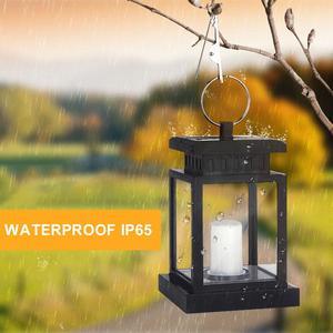 Waterproof LED Solar Garden Li