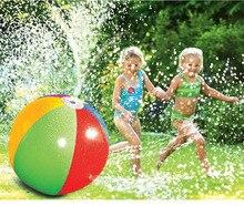 Piscina para Ninos Accesorios vadeando los ninos Squirt diversion de la piscina al aire libre salpicaduras agua bebe ju