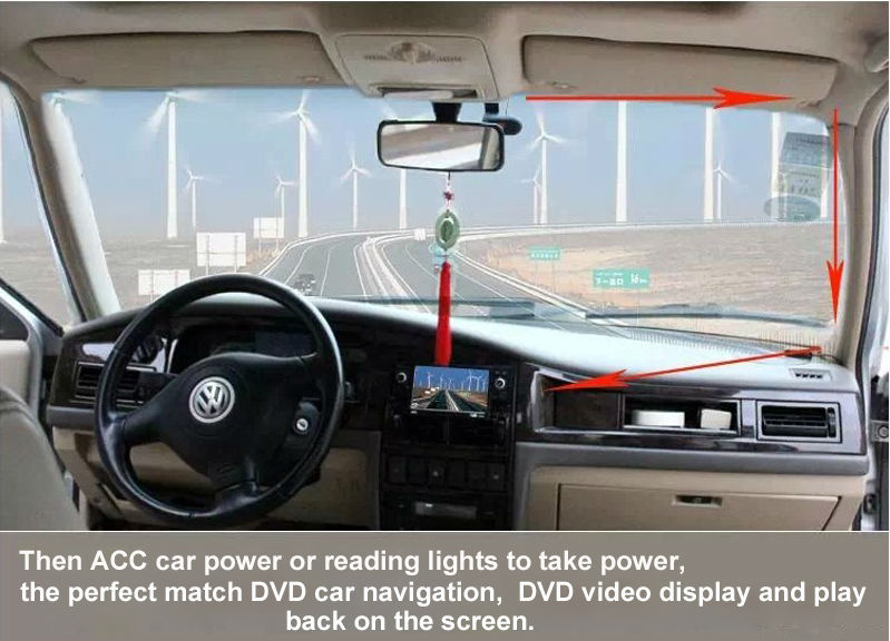 Original Podofo  Mini Car DVR Camera Dashcam Full HD 1080P Video Registrator Recorder G-sensor Night Vision Dash Cam Blackbox12