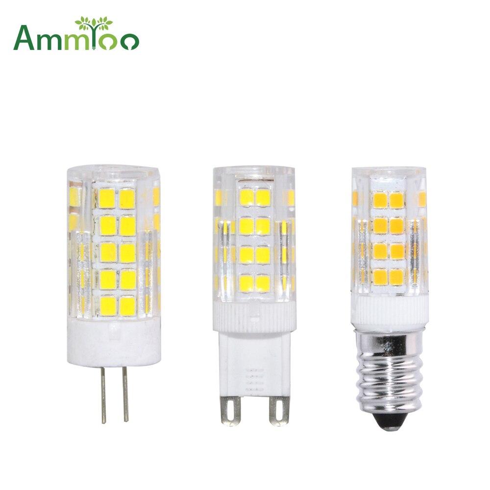 Led Light G9 220v Bulb Corn Led Lamp 5w Light Bulb 2835 Smd 14 22leds Replace Halogen Lamp 3w G9 Corn Bulb For Chandelier Light Lights & Lighting