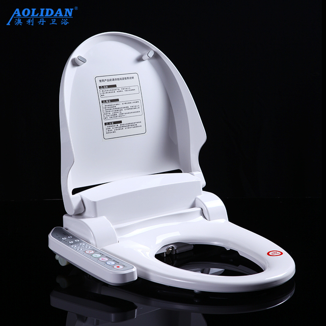 washlet heated toilet seat new electronic bidet toilet lid bathroom for intelligent seat cover of the