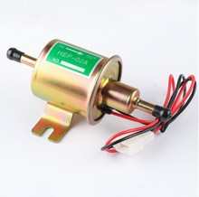 HEP-02A New Gas Diesel fuel pump Inline Low Pressure electric 12V