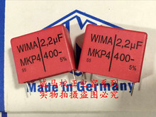 2019 hot sale 10pcs/20pcs Germany WIMA MKP4 400V 2.2UF 225 P: 27.5mm Audio capacitor free shipping