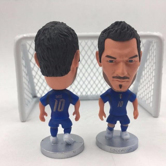 Soccerwe 2006 World Champion Fixed Base Italy 10 Francesco Totti