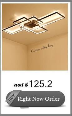 HTB1f3PvRbvpK1RjSZFqq6AXUVXah NEO Gleam RC Modern Led ceiling lights for living room bedroom study room ceiling lamp plafondlamp White Color AC 110V 220V
