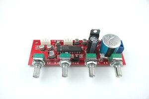 Image 5 - لوحة ألوان LM1036 مع ثلاثة أضعاف ضبط مستوى الصوت قبل مكبر للصوت لهجة المجلس