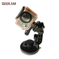 Car Suction Cup Mount Camera Bracket Stand For DVR DV Xiaomi Yi Action Camera Gopro Hero
