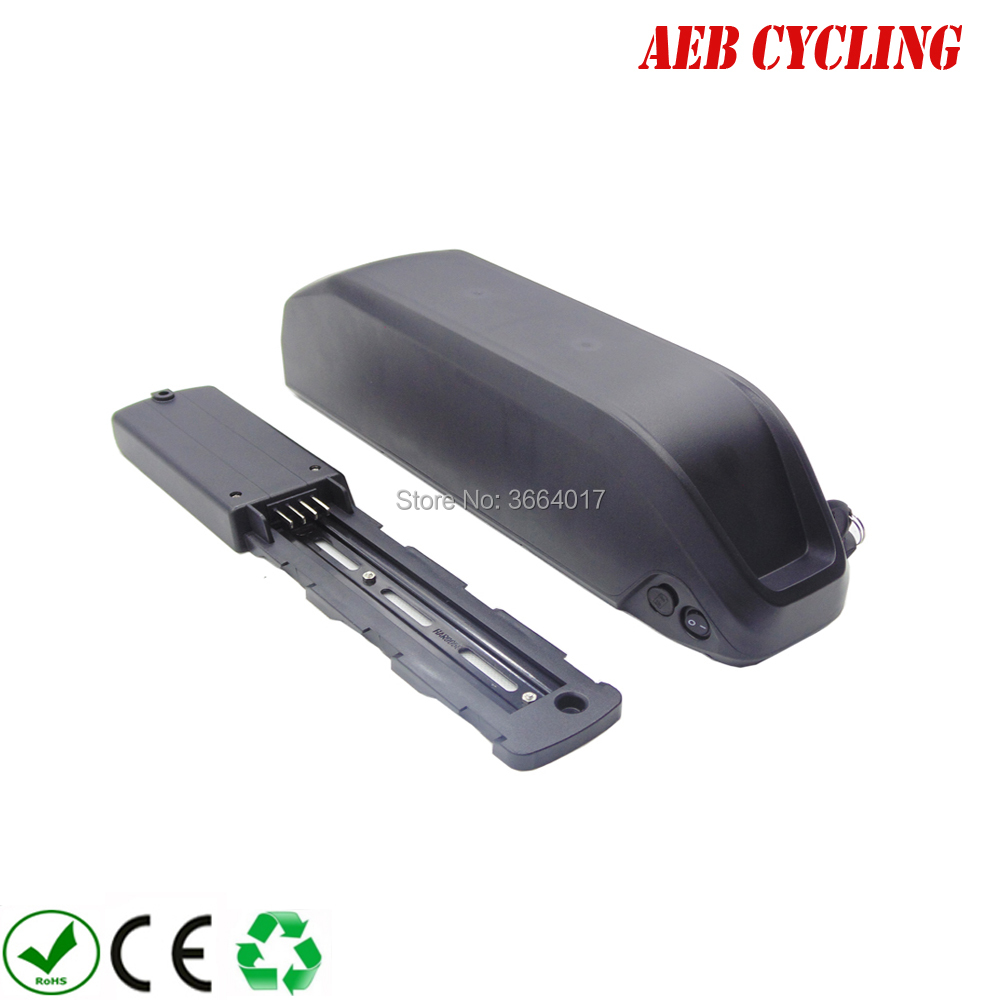 Free shipping and taxes to EU US 52V 17 5Ah high power Li ion battery pack shark down tube electric bike battery for ebike in Electric Bicycle Battery from Sports Entertainment