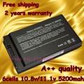 5200mah Laptop Battery For hp 381373-001 383510-001 HSTNN-IB12 HSTNN-UB12 PB991A For HP Compaq 4200 NC4200 NC4400 TC4200 TC4400