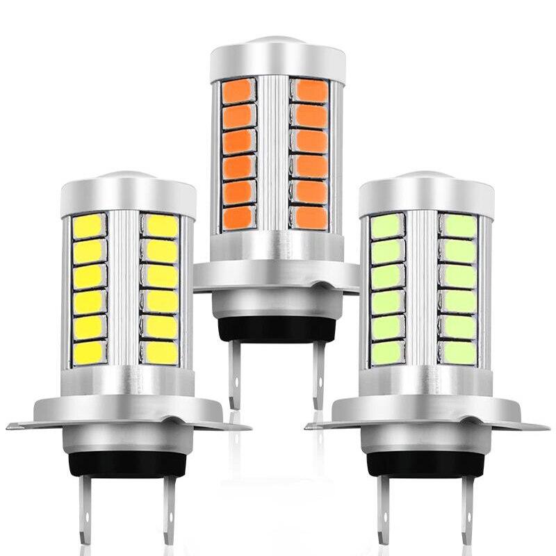 1X-Car-led-H8-H11-9006-h4-h7-1156-1157-t20-7440-7443-5630-33SMD-Fog (2)