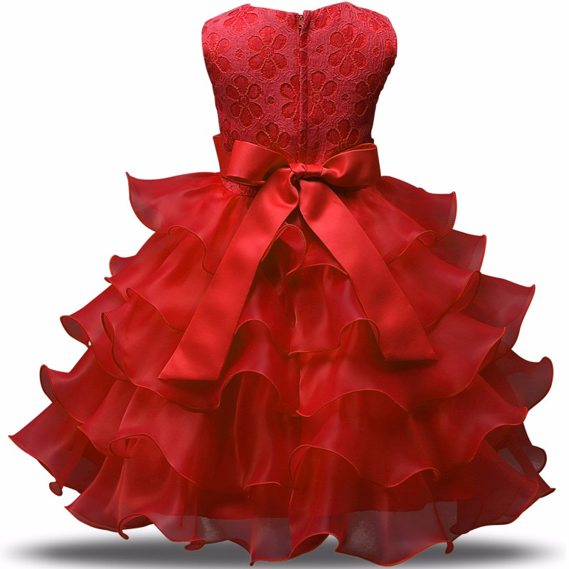 HTB1f3RTbhD1gK0jSZFyq6AiOVXaY Summer Tutu Dress For Girls Dresses Kids Clothes Wedding Events Flower Girl Dress Birthday Party Costumes Children Clothing 8T