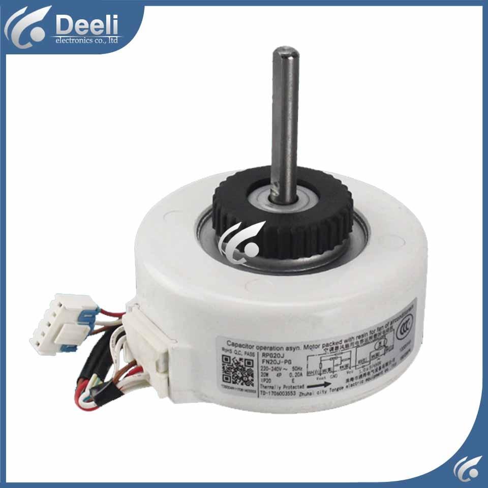new good working for Air conditioner inner machine motor YYR20-4A8-PG FN20J-PG Motor fan 5pcs fm1608b pg fm1608b dip28 new