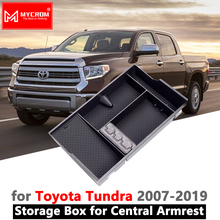Подлокотник коробка для хранения автомобиля организатор интимные аксессуары Toyota Tundra 2nd Gen SR5 CrewMax TRD 2007 2008 2011 2012 2013 2015 2016 2018