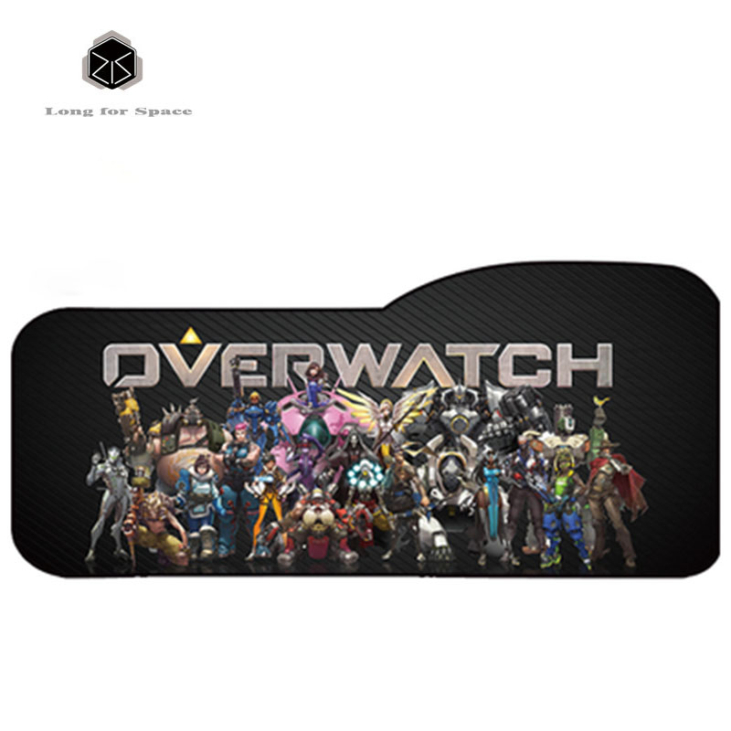 2017Overwatch 730 330 3mm Mouse Pad Gaming Mouse Pad High Quality Expansion Mousepad Profession For Overwatch