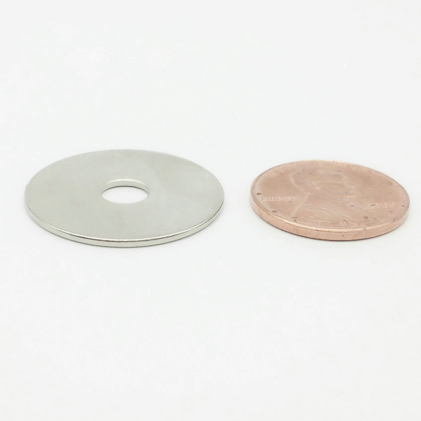 1 упаковка N42M NdFeB магнитное кольцо Диаметр 24,3x6x1,1 мм 100 градусов C тонкие сильные неодимовые постоянные редкоземельные магниты