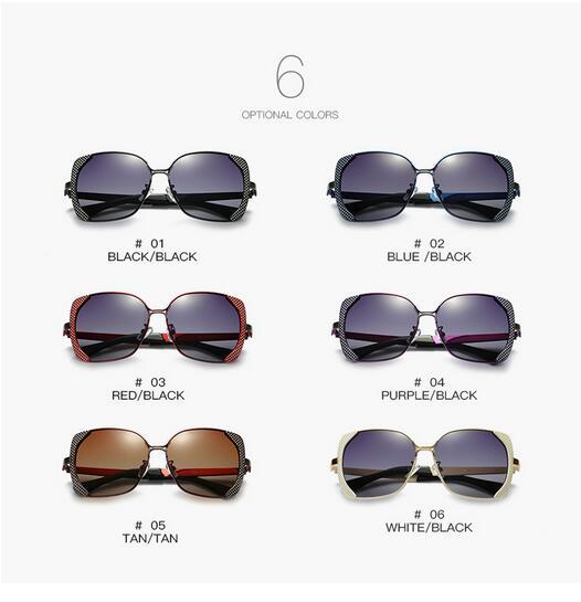 Female polarized elegant butterfly brand designer lady polarized sunglasses female Oculos De Sol KINGSEVEN shadow s'40 7