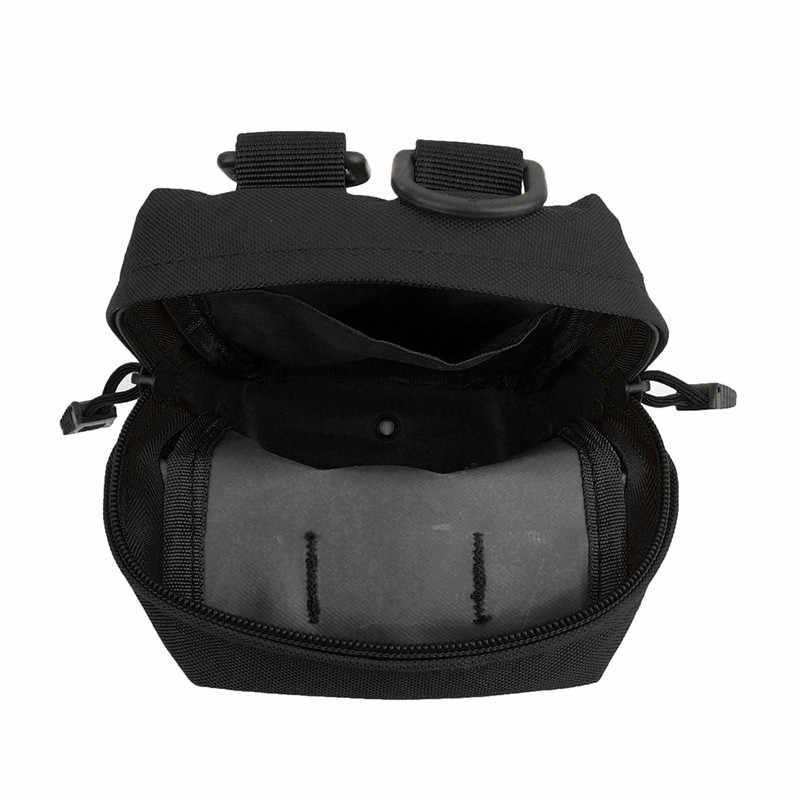 Tactical Utility Molle Pouch Edc Gadget Zak Singels 600D Nylon Compact Waterbestendig Multifunctionele Gear Opknoping Accessoire tas