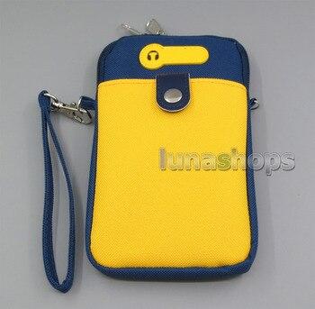 LN005630 Protect Bag Case For Pioneer XDP-300R AK100ii Cowon Plenue 2 P2 M2 ONKYO DP-X1 Sony PHA-2a Kits Etc.