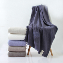 Cotton towel thickened embroidered high-end gift set cotton